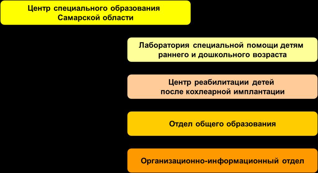 структура ЦСО